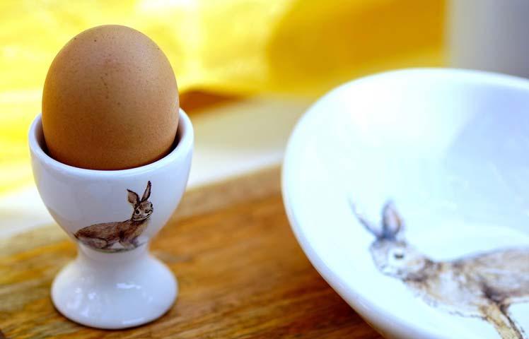 Paas Eieren Koken